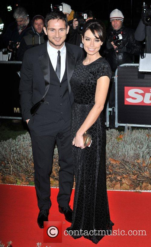 Frank Lampard and Christine Bleakley 4