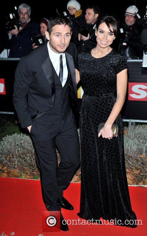 Frank Lampard and Christine Bleakley 2