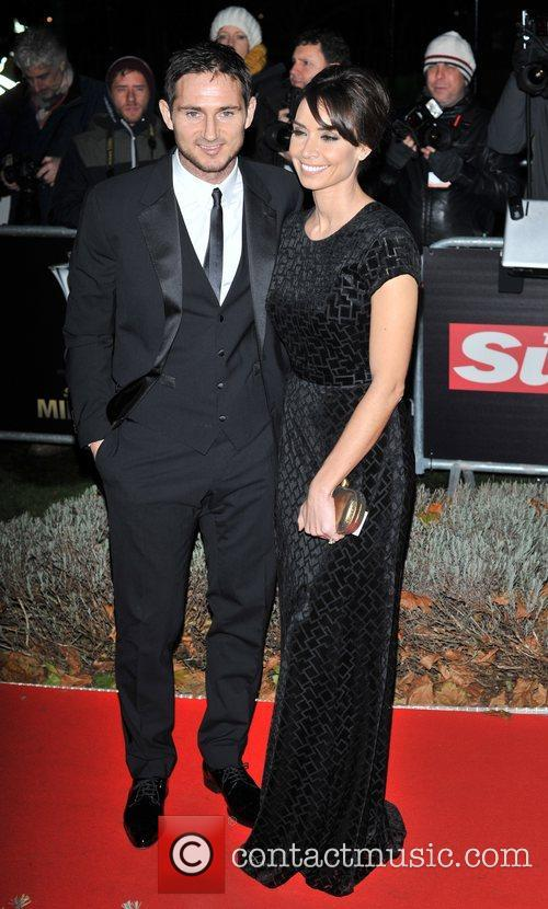 Frank Lampard and Christine Bleakley 1