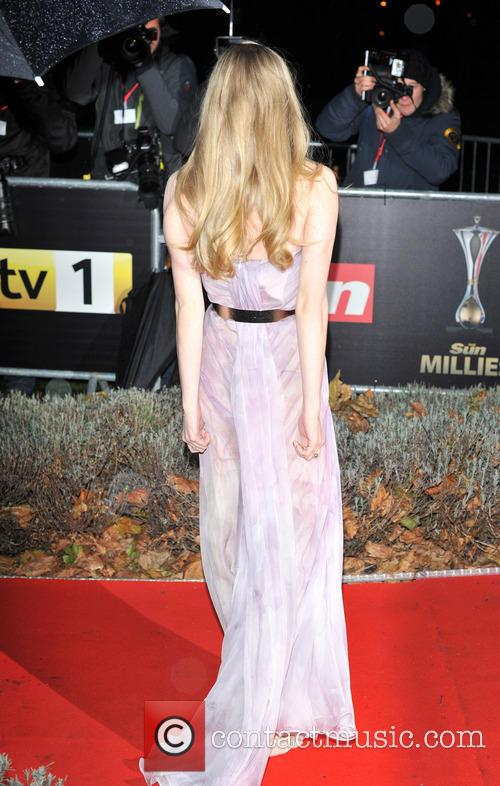 Amanda Seyfried, The Sun Military Awards and Imperial War Museum 2