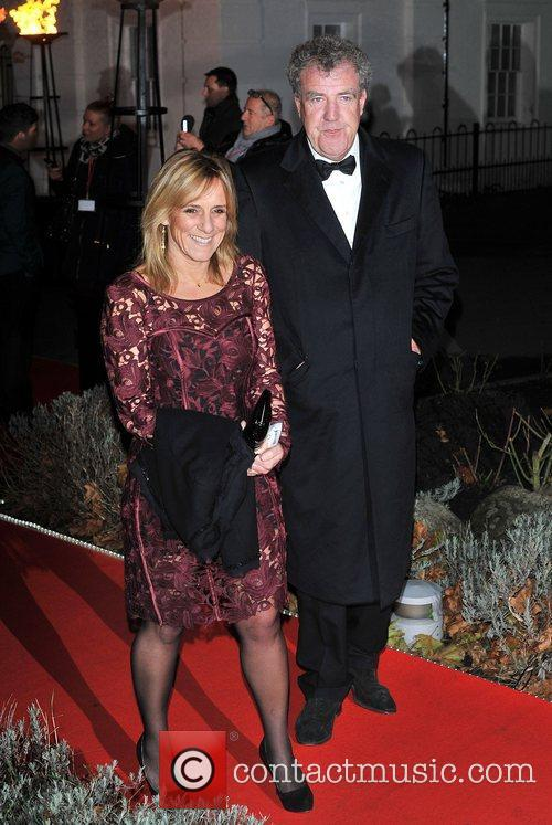 Jeremy Clarkson and Frances 7