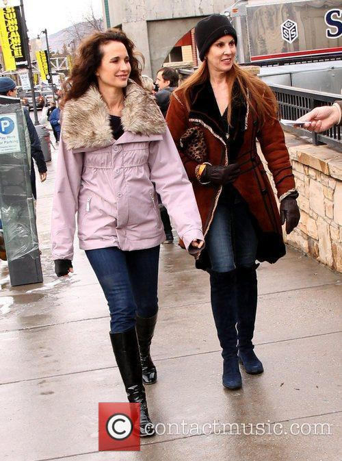 Andie Macdowell and Sundance Film Festival 1