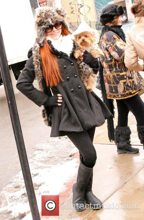 Phoebe Price and Sundance Film Festival 2