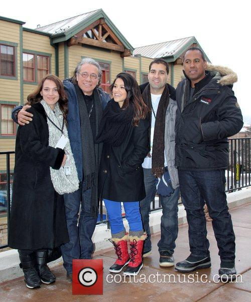 Edward James Olmos and Sundance Film Festival 2
