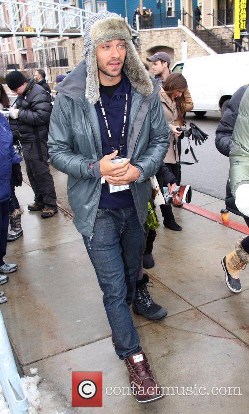 Jesse Williams and Sundance Film Festival 2