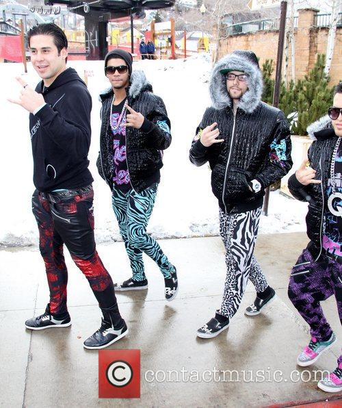 Lmfao and Sundance Film Festival 5
