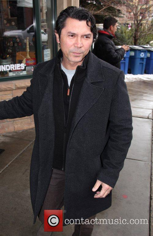 Lou Diamond Phillips and Sundance Film Festival 7