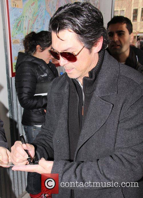 Lou Diamond Phillips and Sundance Film Festival 8