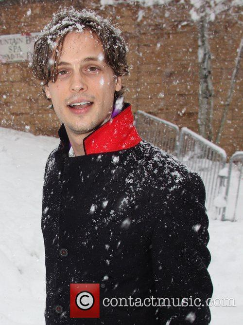 Matthew Gray Gubler and Sundance Film Festival 2