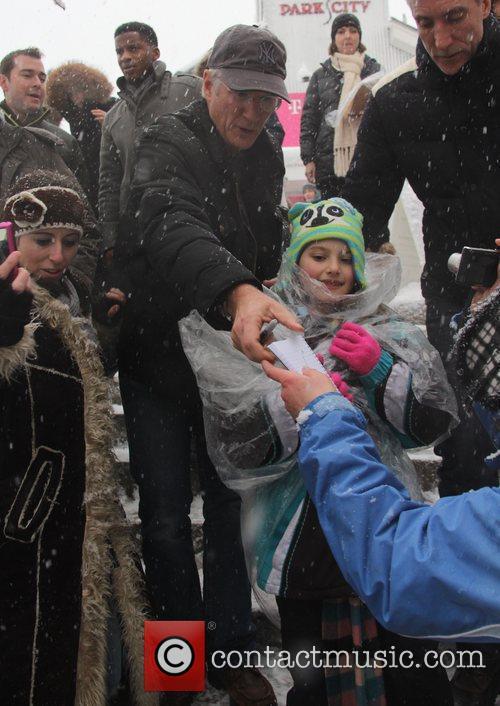 Richard Gere and Sundance Film Festival 3