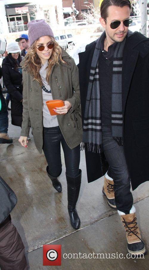 Annalynne Mccord and Sundance Film Festival 1