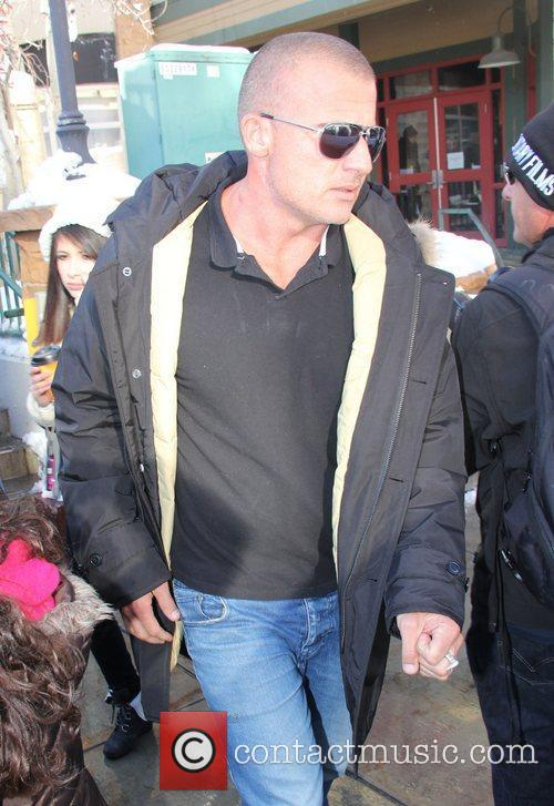 Dominic Purcell and Sundance Film Festival 2