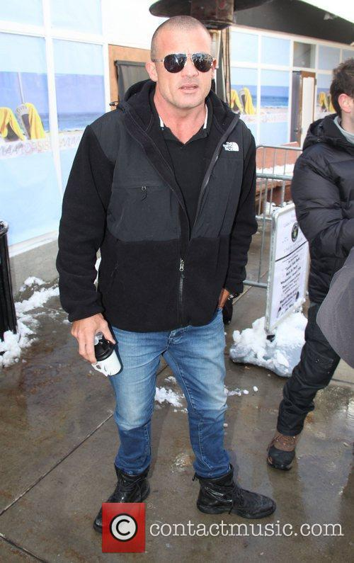 Dominic Purcell and Sundance Film Festival 3