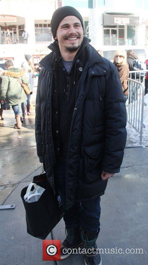 Jason Ritter and Sundance Film Festival 1