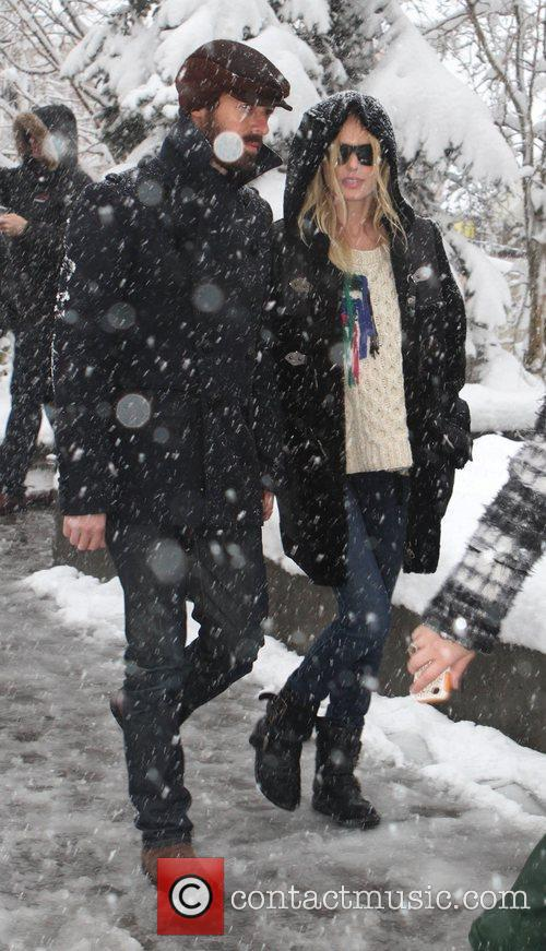 Kate Bosworth, Michael Polish, Sundance Film Festival