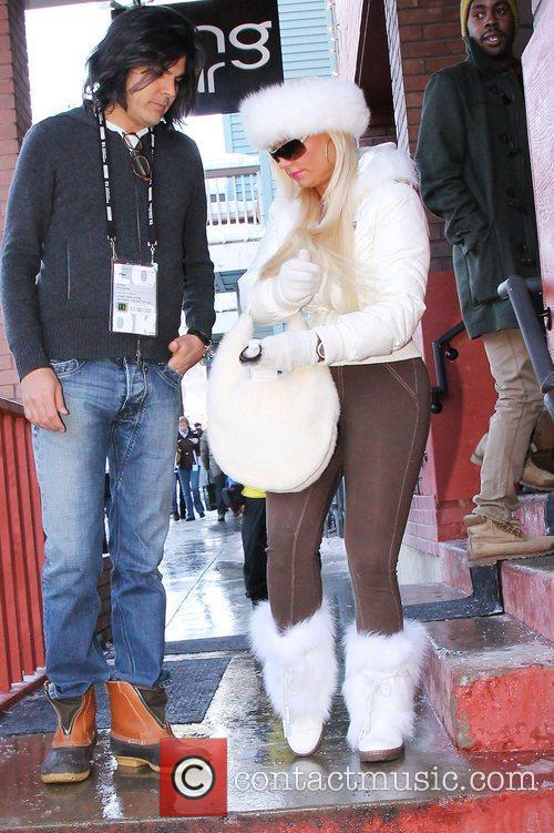Coco Austin and Sundance Film Festival 1