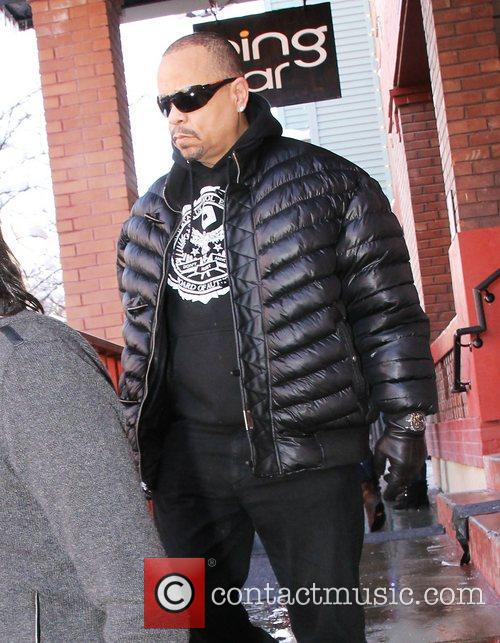Ice-t and Sundance Film Festival 1