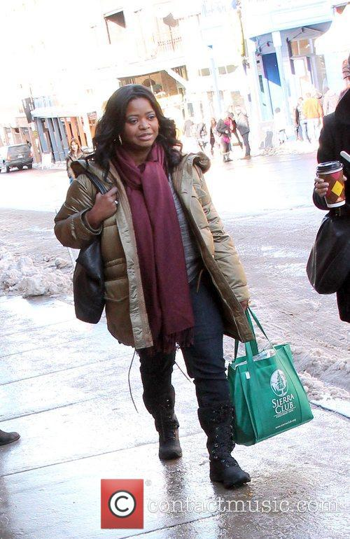 Octavia Spencer and Sundance Film Festival 2