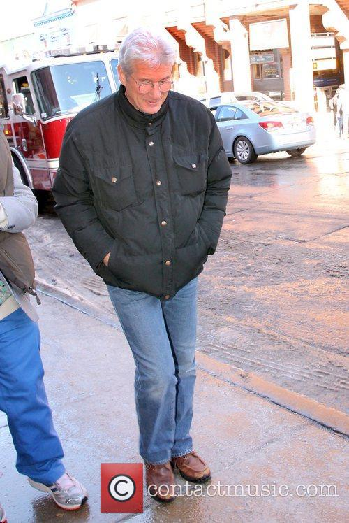 Richard Gere and Sundance Film Festival 1
