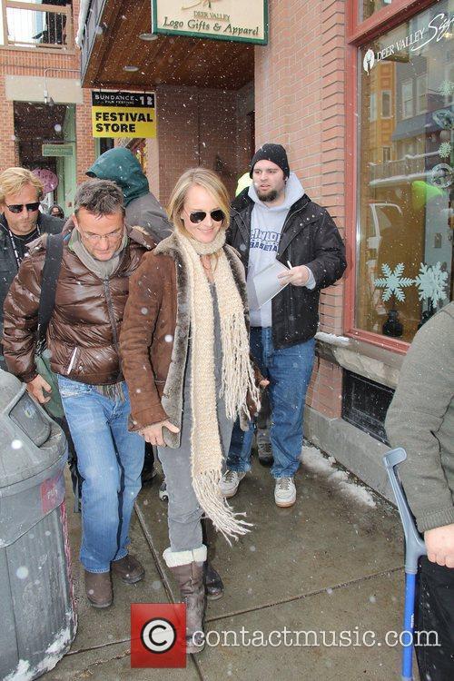 Helen Hunt and Sundance Film Festival 2