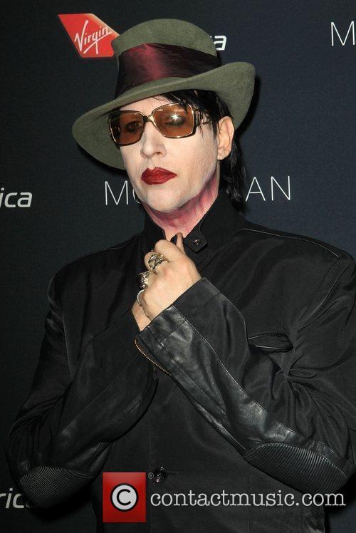 Marilyn Manson Strip Fest