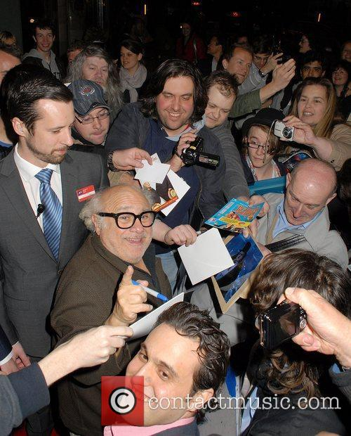 danny devito at the press night for 3887745