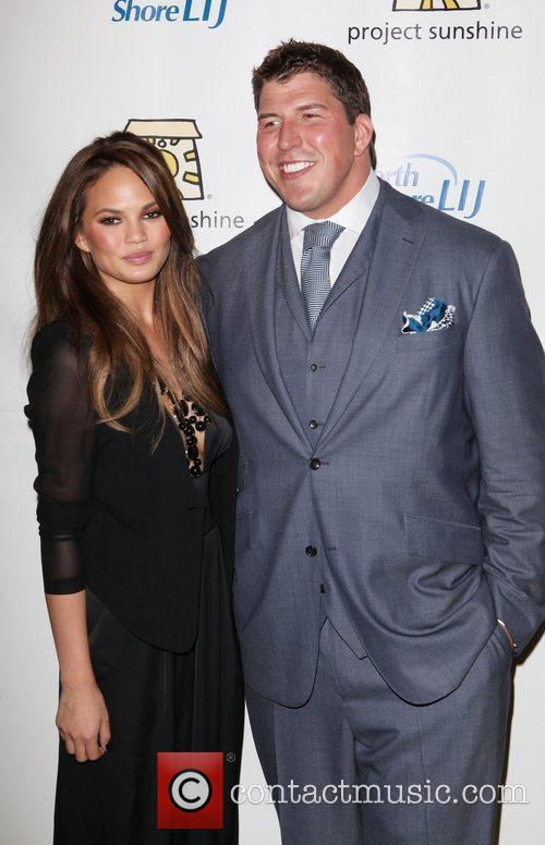 Chrissy Teigen and David Diehl The 9th Annual...