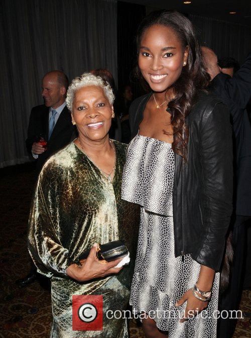 Dionne Warwick and Damaris Lewis The 9th Annual...