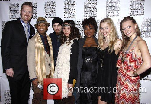 Ensemble  Broadway opening night after party for...
