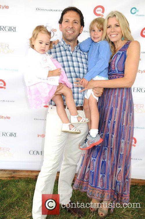 Aviva Drescher and family  Kelly Ripa hosts...