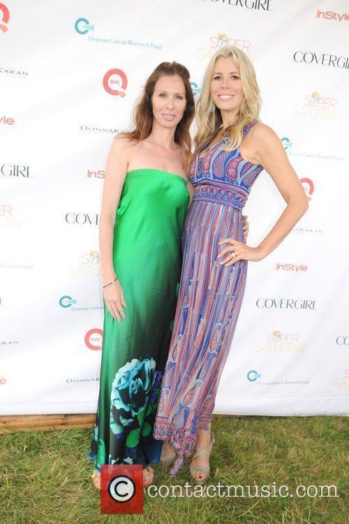 Carol Radizwell, Aviva Drescher  Kelly Ripa hosts...