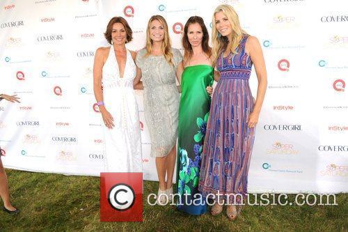 Countess Luann de Lesseps, Heather Thompson, Carol Radizwell,...