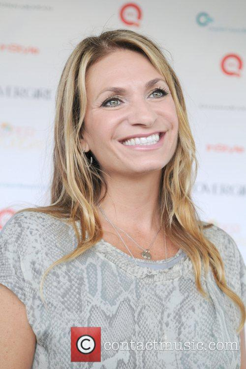 Heather Thompson  Kelly Ripa hosts Super Saturday...