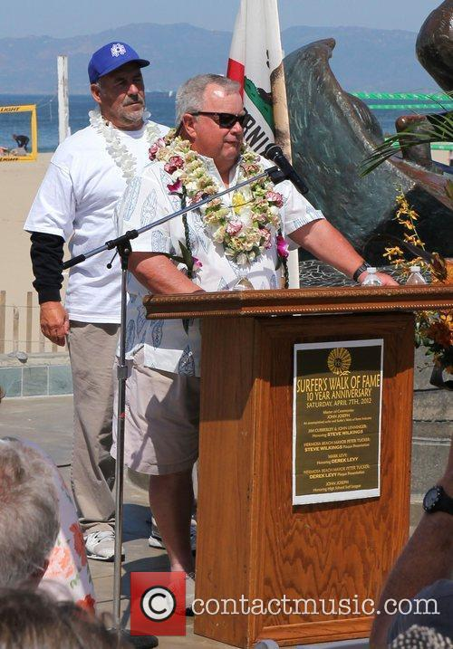Steve Wilkings The 10th anniversary of Hermosa Beach...
