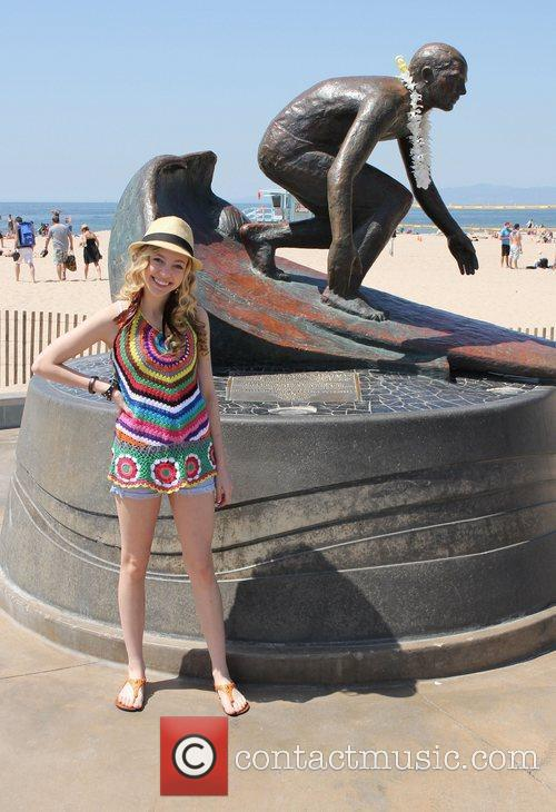 Sydney Dodick The 10th anniversary of Hermosa Beach...