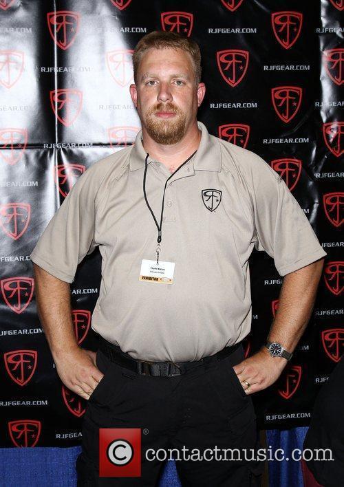 Charlie Watson 2012 Survival Expo at Cashman Center...