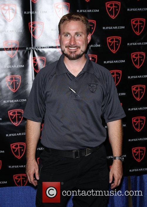 Joe Meaux 2012 Survival Expo at Cashman Center...