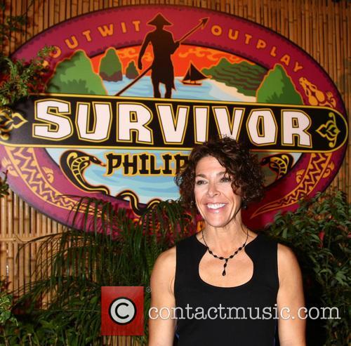 Denise Stapley 'Survivor: The Philippines' Finale and Reunion...