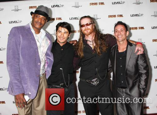 The premiere of 'Sushi Girl' at Grauman's Chinese...