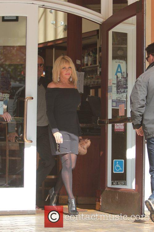 Suzanne Somers at The Grove to appear on...