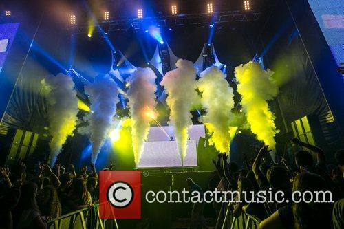 Martin Solveig performing live at Festival Sudoeste TMN...