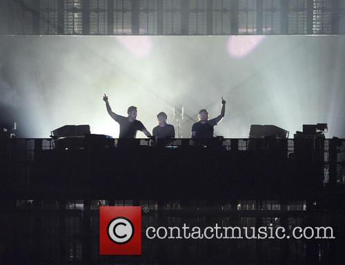 Swedish House Mafia and Ziggo Dome 2