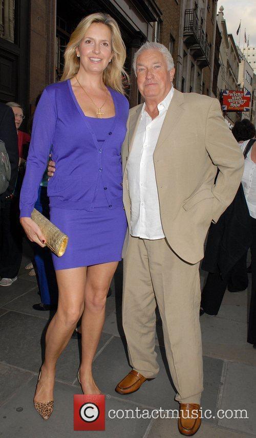 Sweeney Todd media night at the Adelphi Theatre