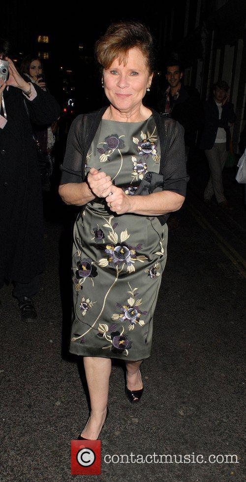 imelda staunton at the sweeney todd press 3789716