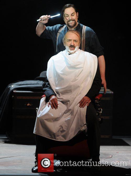 Michael Ball  'Sweeney Todd' photocall at Adelphi...