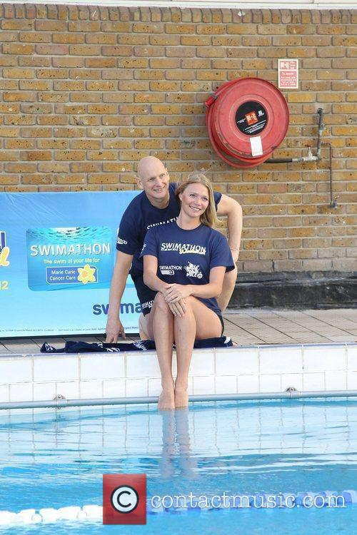 jodie kidd and duncan goodhew mbe officially 3670924