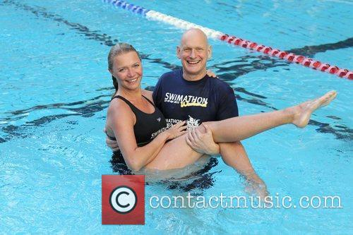 Jodie Kidd and Duncan Goodhew MBE officially launch...
