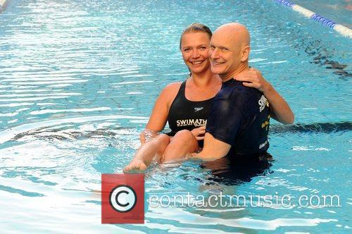 jodie kidd and duncan goodhew mbe officially 5775159