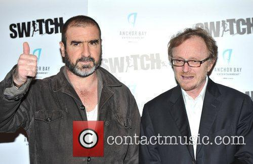 Eric Cantona and director Frederic Schoendoerffer Switch -...