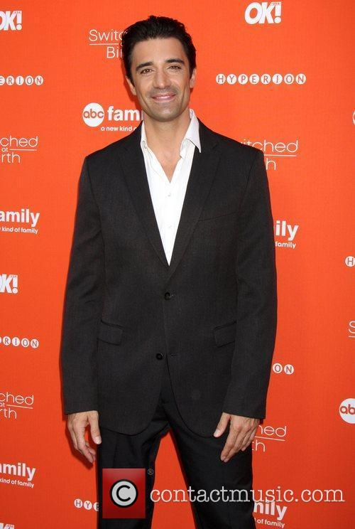 Gilles Marini 'Switched at Birth' fall premiere and...